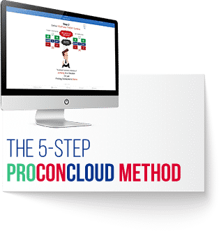The 5 Step ProConCloud Method
